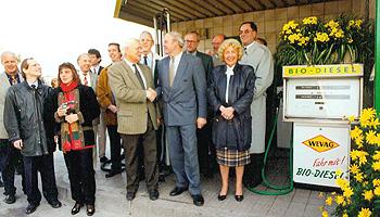 1. Bio-Diesel  Tankstelle